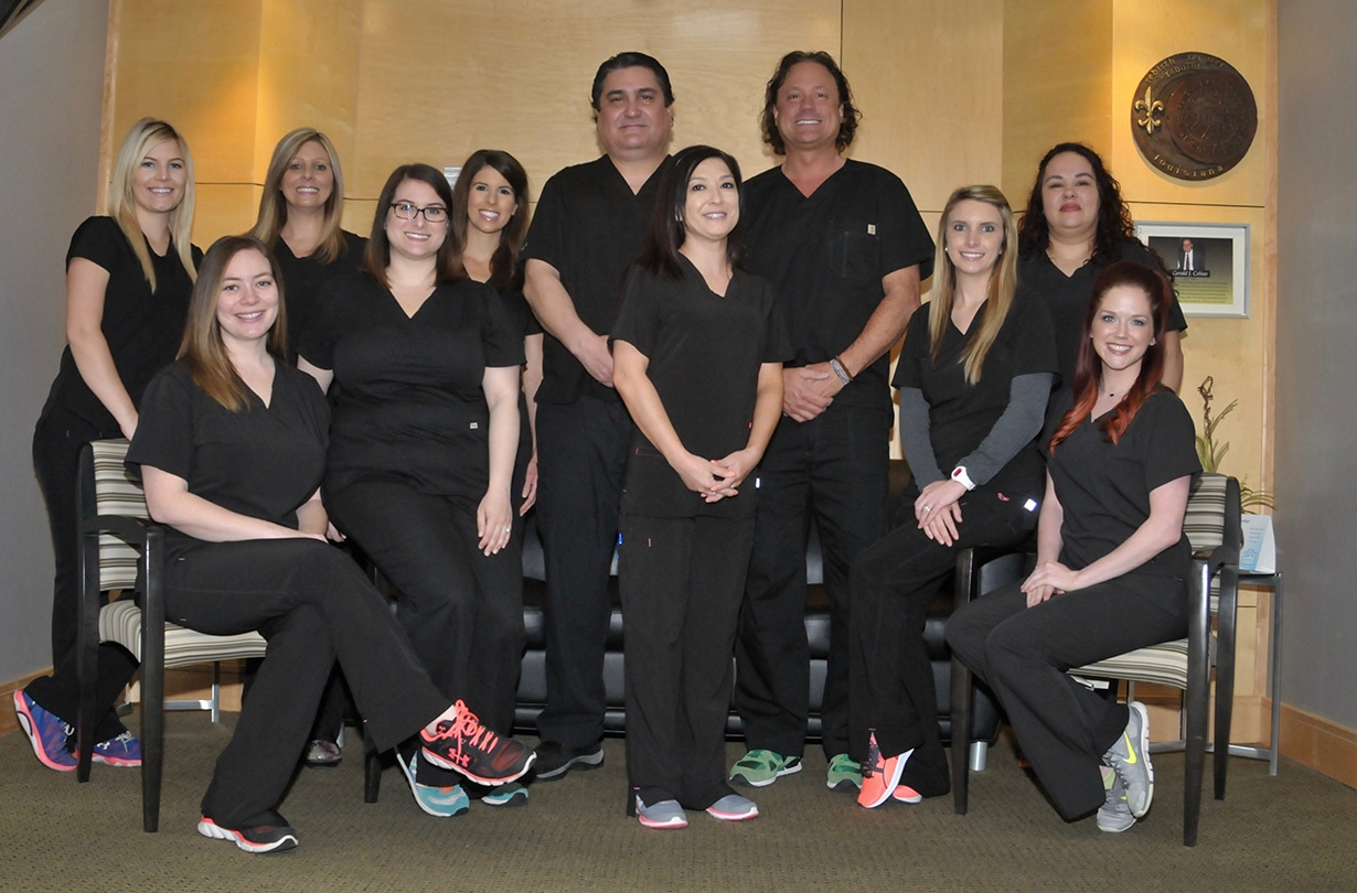 Our Staff at Dr Smile in New Orleans