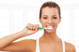 Brushing: can you do too much of a good thing?